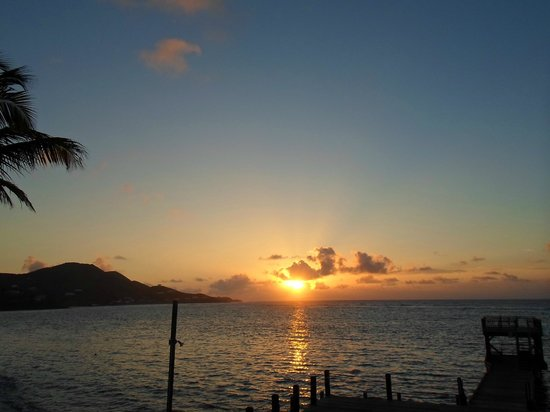 Divi Carina Bay All Inclusive Beach Resort: Unbeatable sunrises