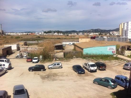 El Puerto Hotel Apartments : view again
