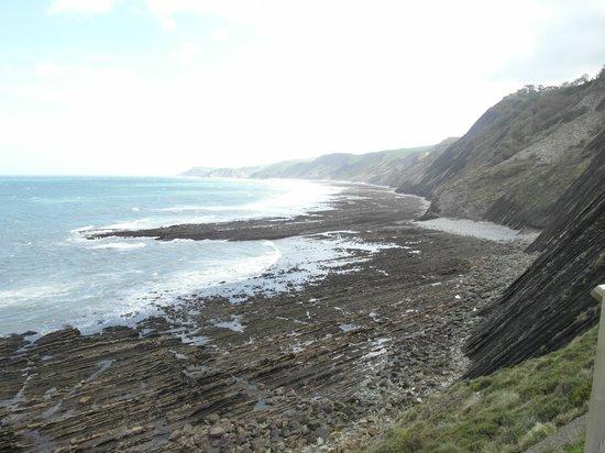 Txindurri Iturri Sidreria y Casa Rural: Playa de Sakoneta