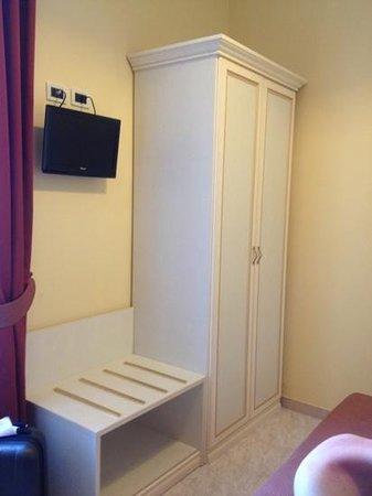 Villa Rosa Hotel: номер в villa villino куда нас поселили от данного отеля