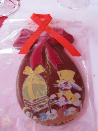 Brasserie Le Central: Easter gift