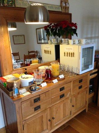 Langland Road B&B : Breakfast Buffet :o)