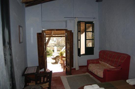El Berrocal: casa del cortijito
