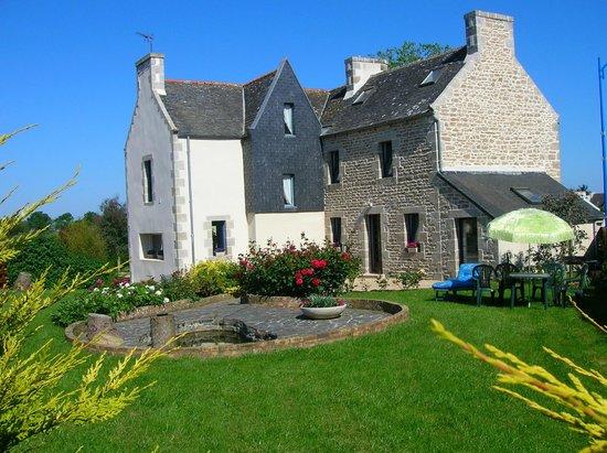 Au jardin de Creach Avel - Chambres d'hotes