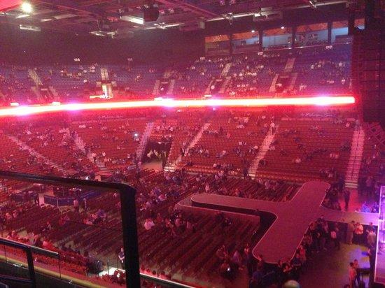 Picture Of Mohegan Sun Arena