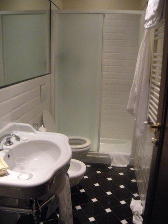 Hotel Dei Priori : bagno