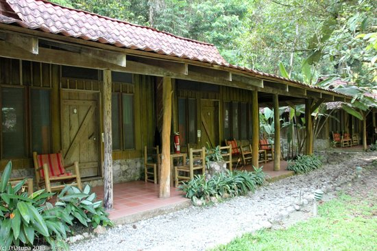 Esquinas Rainforest Lodge: Cabins