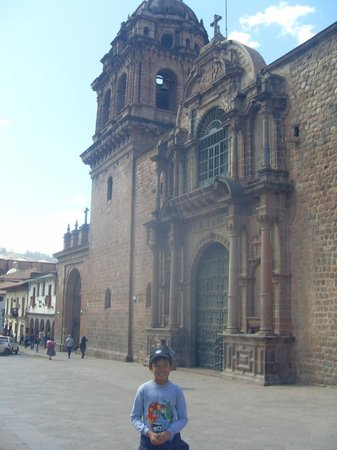 Church and Convent of Our Lady of Mercy (Iglesia de La Merced): Iglesia la Merced