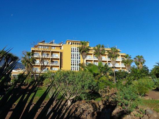 Hotel Tigaiga Puerto De La Cruz Tenerife