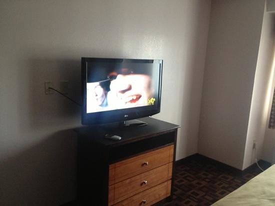 Comfort Inn: flat screen