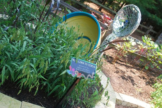 Bookworm Gardens: From Corn To Cereal