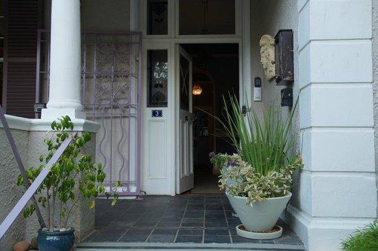 Parker Cottage: Eingangsbereich