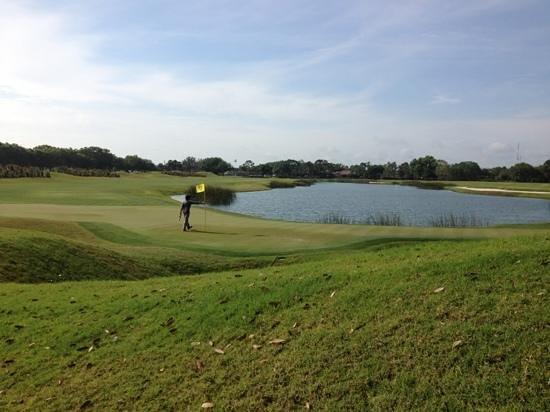 Grand Cypress Academy Of Golf: Grand Cypress Golf Course Orlando