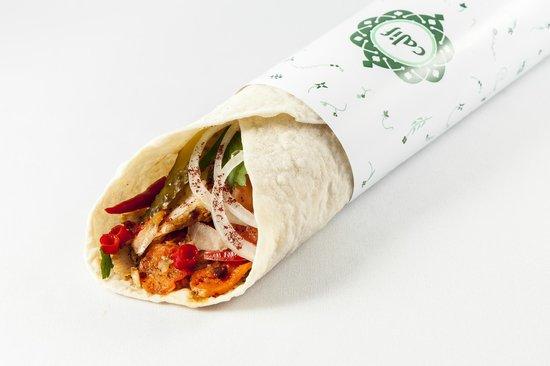 chicken kebab picture of calif califatul iancului bucharest