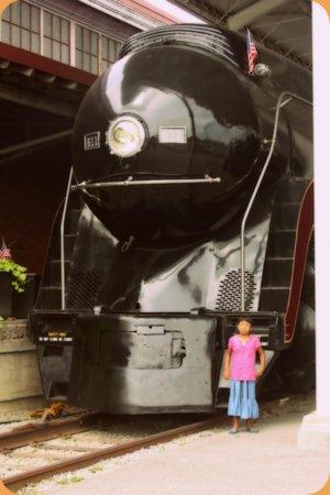 Virginia Museum of Transportation: J Class Locomotive