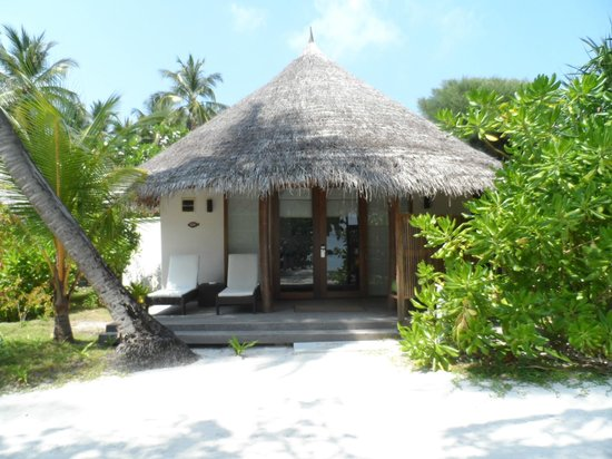Kuramathi Island Resort: Notre chambre