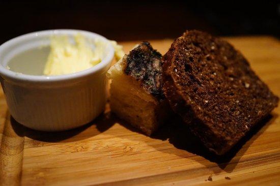 Arch Bistro: Guinness Bread