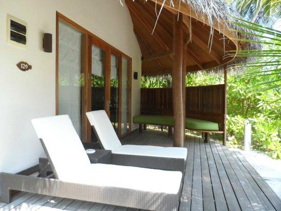 Kuramathi Island Resort: Extérieur