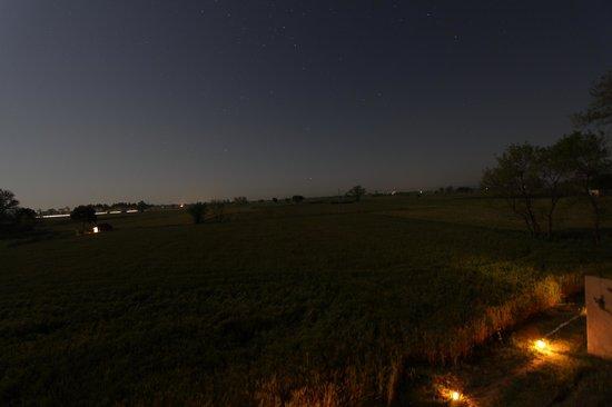 Punjabiyat: moon lit night from terrace