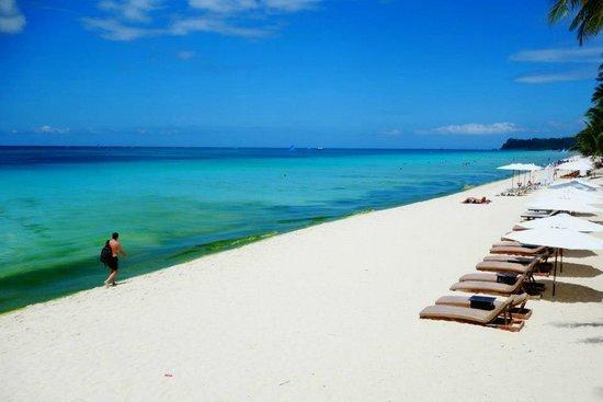 White Beach: Perfect for a getaway