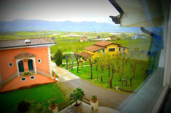 Villa Rizzo Resort & SPA: dalla nostra camera