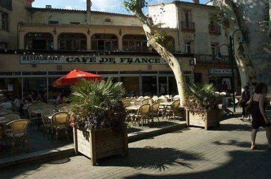 Ceret, Γαλλία: Terras