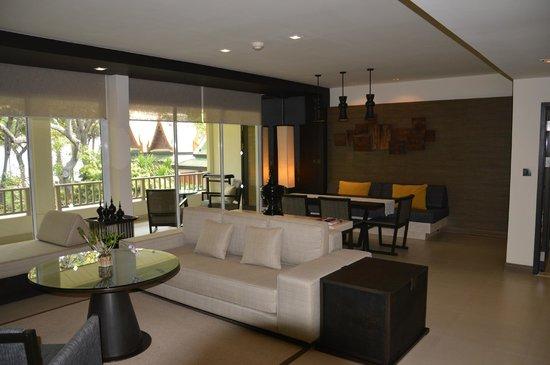 Hyatt Regency Hua Hin: Wohnraum