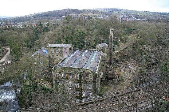 Torr Vale Mills - New Mills