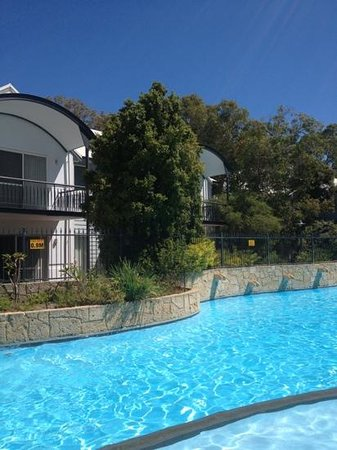 Mandurah Quay Resort: Pool.