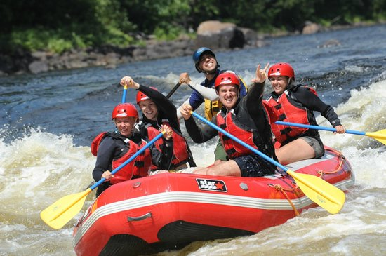 Propulsion Rafting - Riviere Rouge