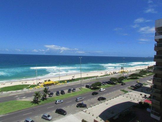 Brisa Barra Hotel: Vista da praia