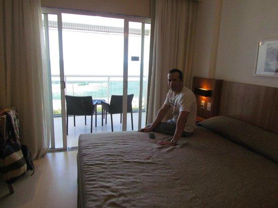 Brisa Barra Hotel: Quarto