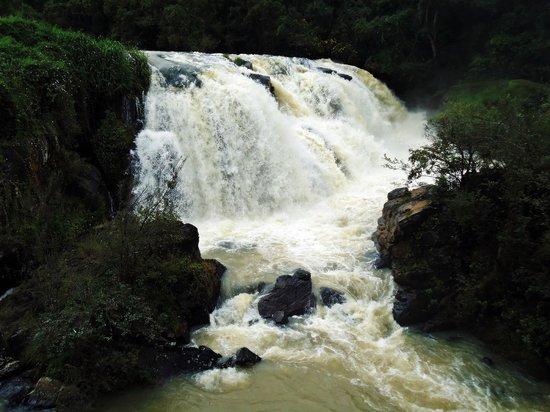 Waterfall Veil Brides