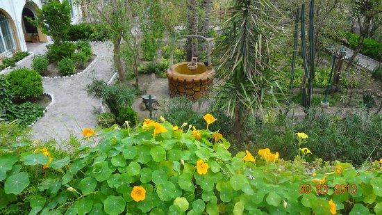 Hotel Kerdada: Le puit du jardin