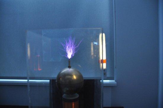 ZINOO: Experiments with electricity