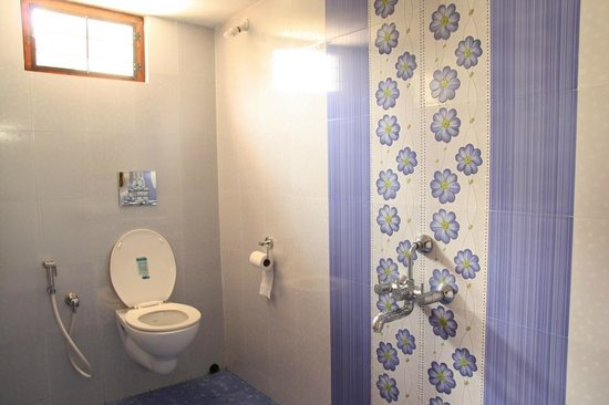 Beena Homestay: toilet/shower