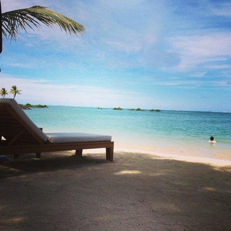 Four Seasons Resort Mauritius at Anahita: One of three beaches