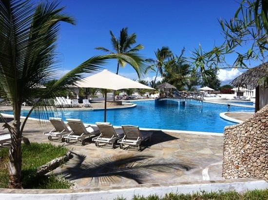 Clubviaggi Resort Twiga Beach & SPA: piscina twiga beach