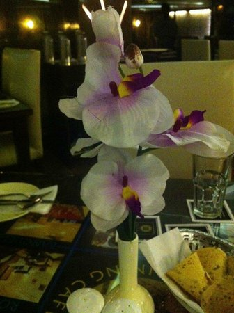 United-21 Citymark – Gurgaon: table decoration