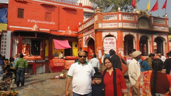 Ganga Maa Temples at Har Ki Pauri