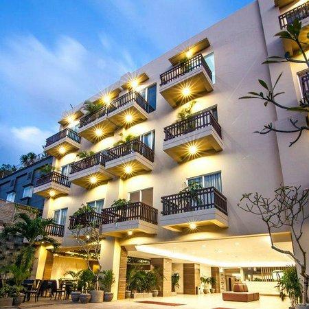 The Tusita Hotel: Hotel View