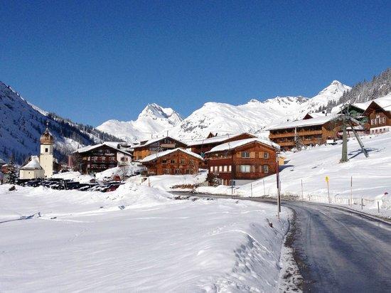 Adler Hotel Palma: Das Dorf Zug