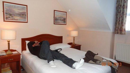 Sheldon Park Hotel: chambre