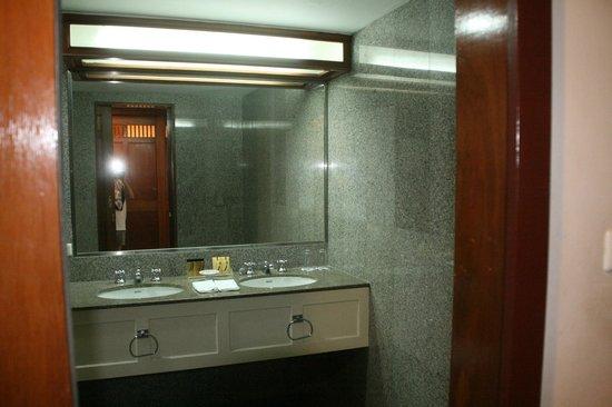 Loei Palace Hotel : La salle de bain