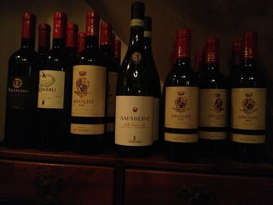 Stromboli: wines