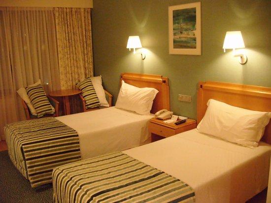 SANA Metropolitan Hotel : habitacion 916
