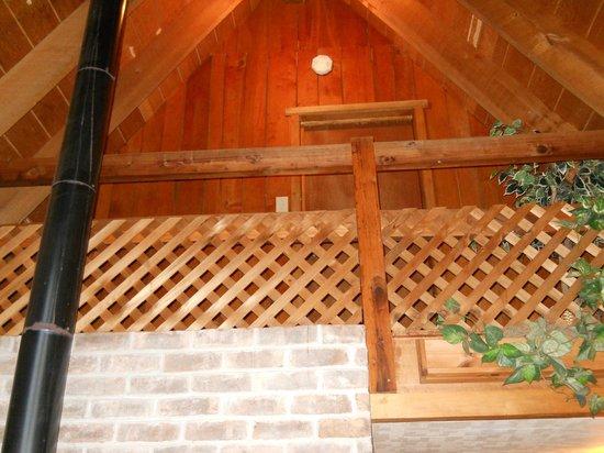 Ole Mink Farm Recreation Resort: The loft