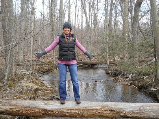 Ole Mink Farm Recreation Resort: More hiking