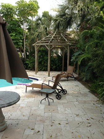 Anna Maria Island Beach Resort: Missing jacuzzi