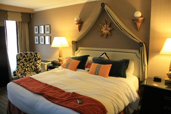 Monaco Alexandria, a Kimpton Hotel: Our room